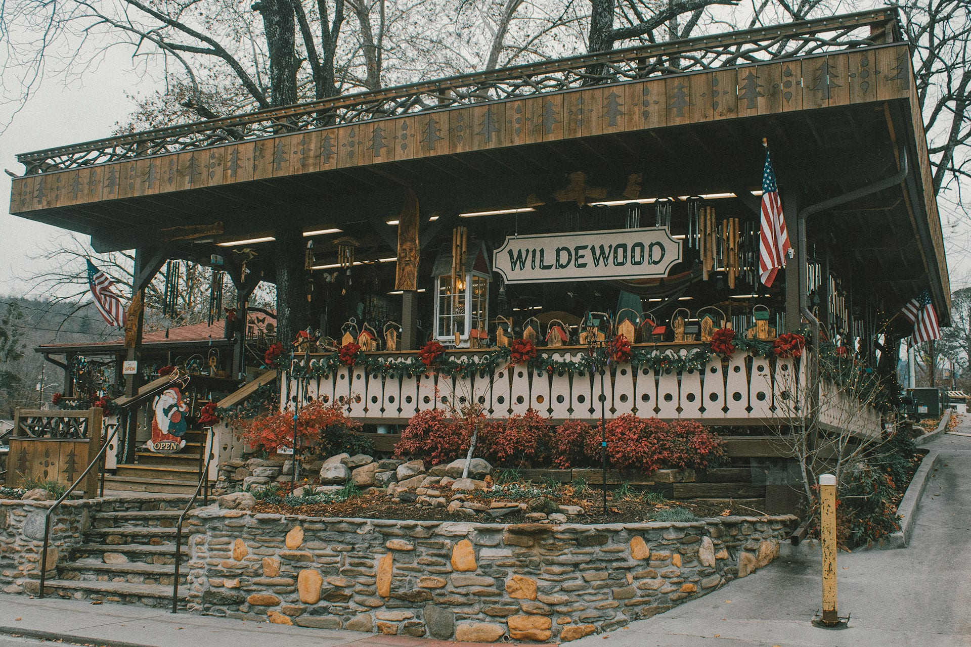 wildewood: the best little gift shop in helen